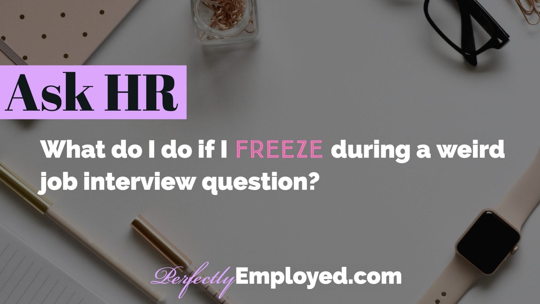 how to ask for a job during interview